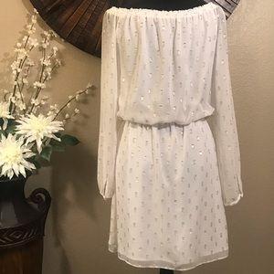 NWOT Black House White Market Dress